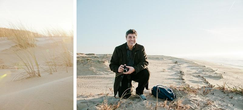 photo plage dune dans les landes